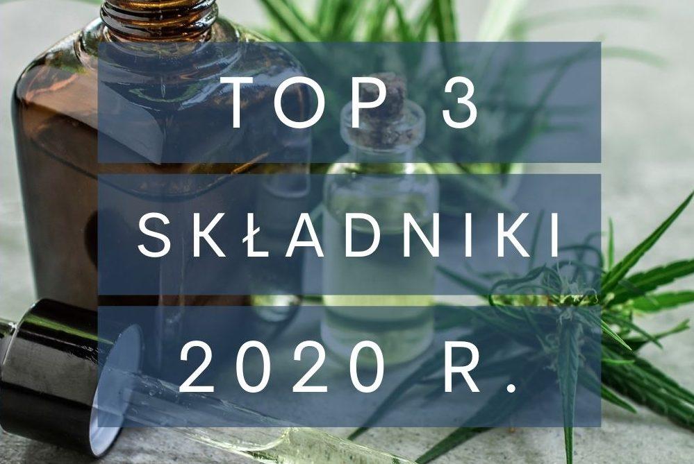 Top 3 składniki minionego roku. #3: Bakuchiol